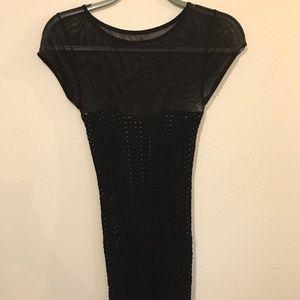 Bebe Women's Bodycon dress